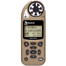Kestrel 5700 Elite Weather Meter avec  Applied Ballistics TAN