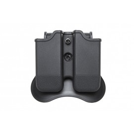 Holster double chargeur Glock