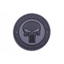 Patch Who PVC Dares Wins
