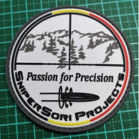 Patch PVC Snipersori
