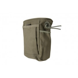 Small dump pouch - green