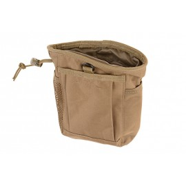 Small dump pouch - Tan