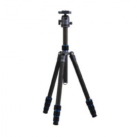 Nest Professional Carbon Fiber Tripod NT-6324CK + Ball Head