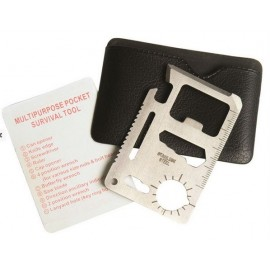 Tool Card Survival with case