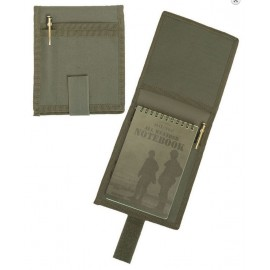 OLIVE NOTEBOOK CASE