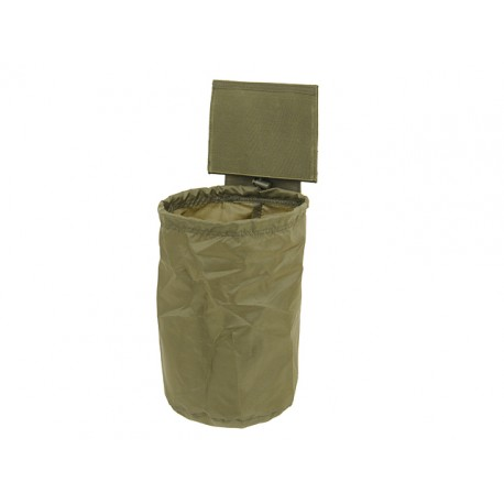 Elastic Dump Pouch - Olive