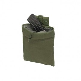 Roll-Up Dump Pouch - Olive
