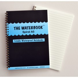 Waterbook A5 spiral